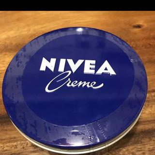 ニベア(ニベア)のニベアクリーム 大缶 400mlx3(ボディクリーム)