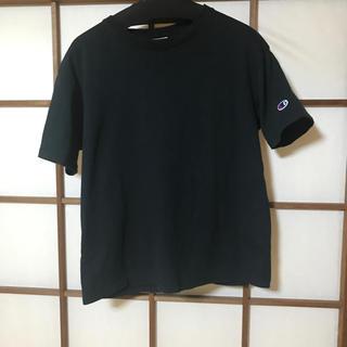 チャンピオン(Champion)のチャンピオン Tシャツ 黒(Tシャツ(半袖/袖なし))
