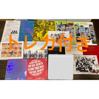 theboyz CD トレカ まとめ売り