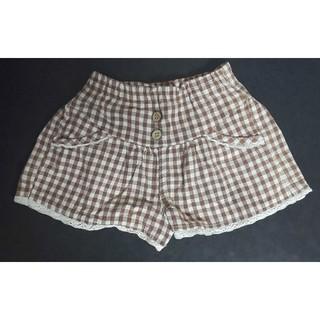 ニシマツヤ(西松屋)の西松屋キュロットスカート80(スカート)