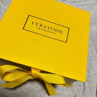 ロクシタン(L'OCCITANE)の週末セール‼️ロクシタン ギフトセット ハンドクリーム ハンドタオル (ハンドクリーム)