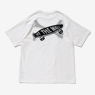 ダブルタップス(W)taps)のWTAPS 20AW  VANS MOSH PIT TEE WHITE Lサイズ(Tシャツ/カットソー(半袖/袖なし))
