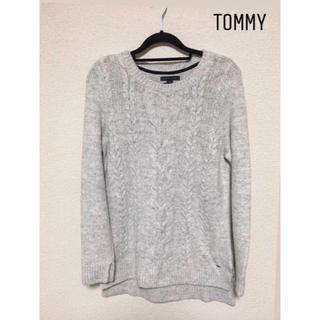 トミー(TOMMY)のトミー Tommy メンズニット サイズM(ニット/セーター)