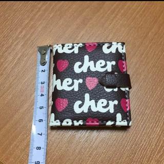 シェル(Cher)の送料込❤︎貴重❤︎cher ミニフォトフォルダー(写真額縁)
