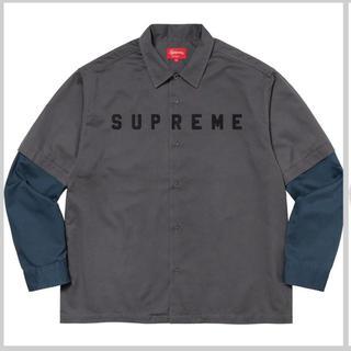 Supreme - 2-Tone Work Shirt