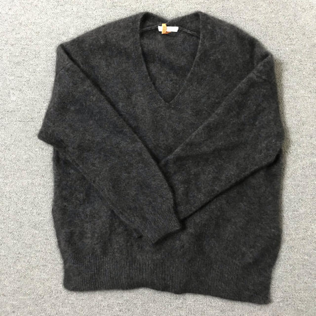Plage(プラージュ)のPlage  Fur V スリット プルオーバー レディースのトップス(ニット/セーター)の商品写真