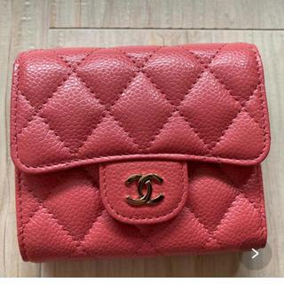 JIMMY CHOO - CHANELコンパク❥ト財布