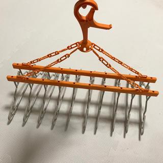 子ども用ハンガー 10連(押し入れ収納/ハンガー)