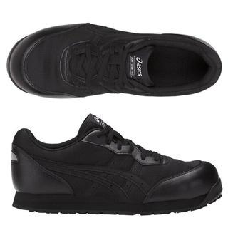 アシックス(asics)の新品‼️asics安全靴 作業靴 FCP201 ブラック×ブラック22センチ (スニーカー)