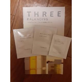 THREE - THREE バランシングライン サンプル