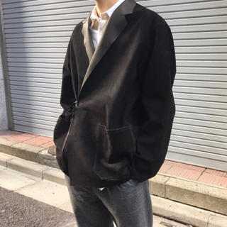 COMOLI - 《期間限定》comoli コモリ シープスエードジャケット