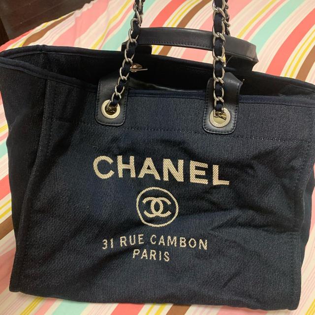 CHANEL(シャネル)のシャネル トートバッグ ショルダーバッグ レディースのバッグ(トートバッグ)の商品写真