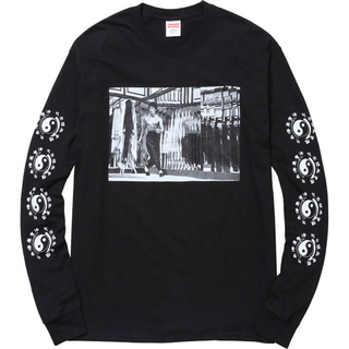 Supreme - Supreme × BRUCE LEE Mirrors L/S Tee 13aw