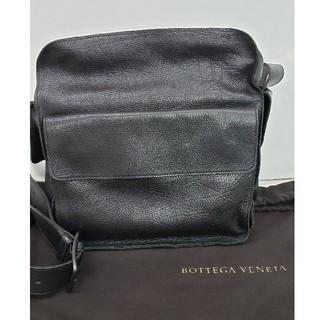 ボッテガヴェネタ(Bottega Veneta)のボッテガヴェネタ レザーショルダーバッグ メッセンジャーバッグ(ショルダーバッグ)