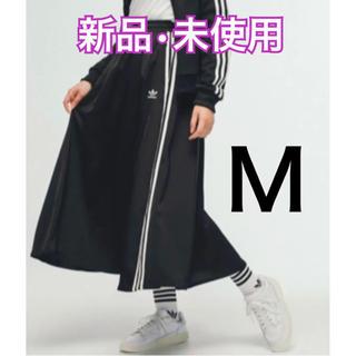 adidas - 新品☆ アディダスオリジナル Mサイズ ロングサテンスカート