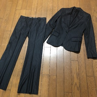 theory ストライプ スーツ