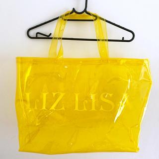 リズリサ(LIZ LISA)のリズリサ ビニールバッグ(トートバッグ)