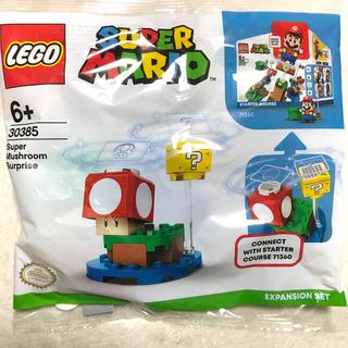 Lego - レゴ マリオ スーパーきのこ