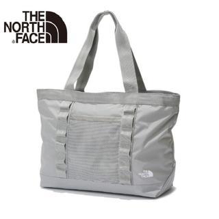 THE NORTH FACE - 【ラスト1点】 ノースフェイス トートバッグ 大容量 シルバー  K56B
