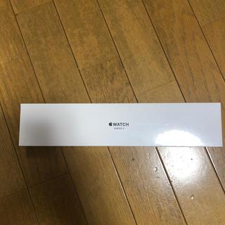 Apple Watch - Apple Watch 3  42mm 新品