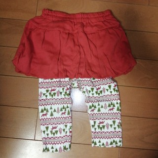 ベルメゾン(ベルメゾン)のバルーンスカッツ ベルメゾン70サイズ(スカート)