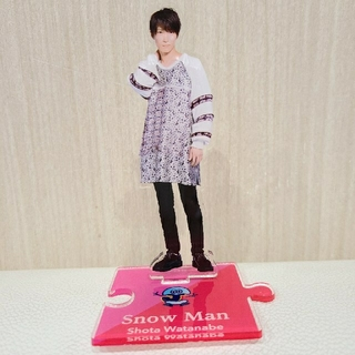 Johnny's - SnowMan  渡辺翔太  アクリルスタンド 第1弾