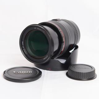 Canon - Canon キヤノン EF 24-105mm F4L IS USM レンズ