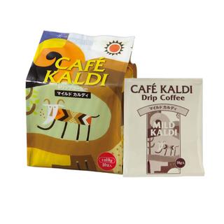 KALDI - マイルドカルディ10g x8袋 仕事中・勉強中・カフェタイム・来客時などに