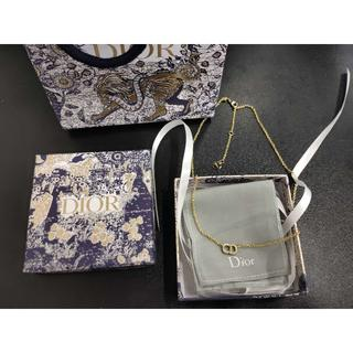 Dior - Dior CLAIR D LUNE ネックレス  ゴールド