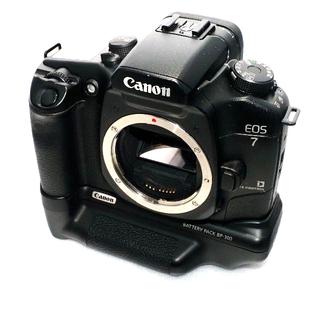 キヤノン(Canon)の【良品】キャノン EOS 7 ボディ(フィルムカメラ)