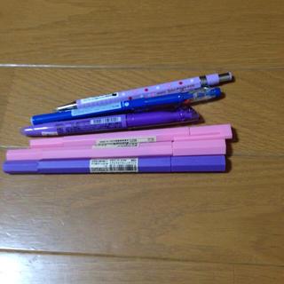 ムジルシリョウヒン(MUJI (無印良品))のペン 6本✌✍✎✏✐✑✒(その他)