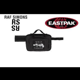 ラフシモンズ(RAF SIMONS)のRaf Simons Eastpak Edition ループ ウエスト バッグ(ウエストポーチ)