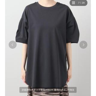 プラージュ(Plage)のplage Organic jersey(カットソー(半袖/袖なし))