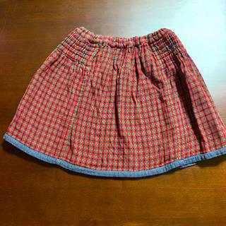 familiar - ファミリア リバーシブル スカート 120