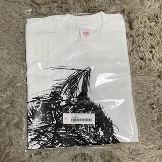 シュプリーム(Supreme)のYohji Yamamoto Scribble Wolf Tee(Tシャツ/カットソー(半袖/袖なし))