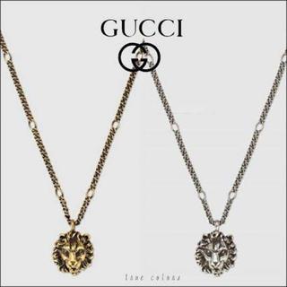 Gucci - GUCCI ライオンヘッド