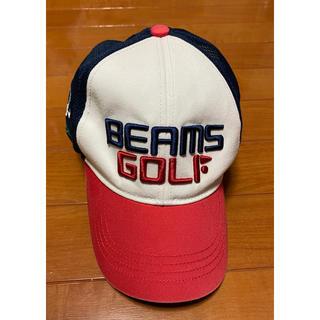 ビームス(BEAMS)のビームス ゴルフキャップ 中古品(その他)