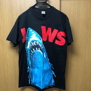 ジョーズ vintage Tシャツ デッドストック