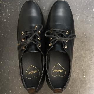 ヘザー(heather)の『ヘザー』厚底ローファー(ローファー/革靴)