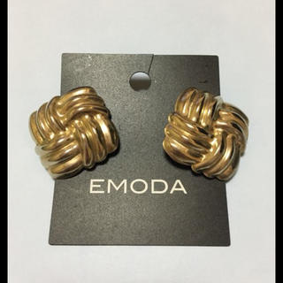 エモダ(EMODA)のEMODA ピアス ゴールド(ピアス)