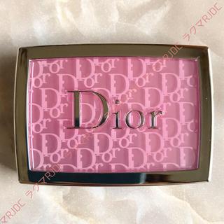 Dior - 【新品箱なし】限定品✦ 001 ピンク ディオールバックステージ ロージーグロウ