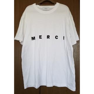 Bou Jeloud - ブージュルード ACCOUNT 大きめTシャツ