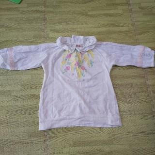 スーリー(Souris)の七分袖 トップス(Tシャツ/カットソー)