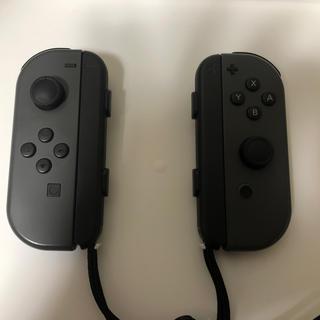 Nintendo Switch - Joy-Con (L) / (R) グレー ジョイコン Switch