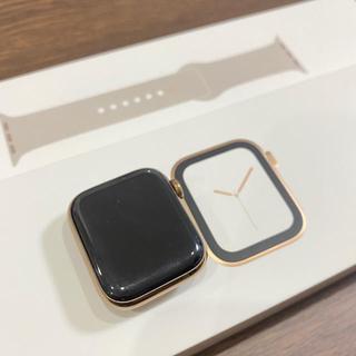 Apple Watch - Apple Watch シリーズ4  付属品付き 本体のみ ベルトなし