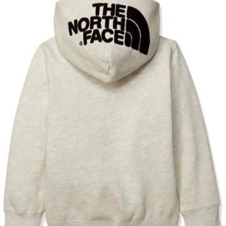 THE NORTH FACE - ノースフェイス リアビューフルジップフーディー キッズ 150