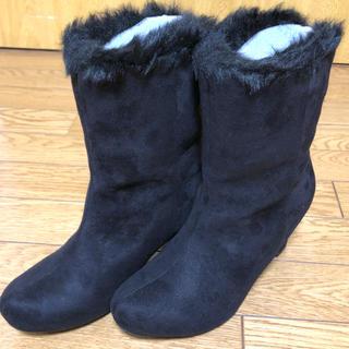 ユニクロ(UNIQLO)のユニクロUNIQLO ショートブーツ(ブーツ)