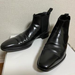 REGAL - リーガル REGAL サイドゴアブーツ 黒 27cm