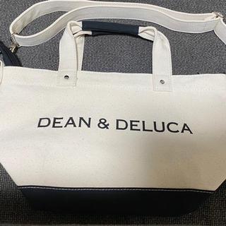 ディーンアンドデルーカ(DEAN & DELUCA)のディーンアンドデルーカ ショルダー付きキャンパストートバッグS(ショルダーバッグ)