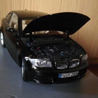 ビーエムダブリュー(BMW)の最終値下げ!☆匿名配送☆Kyosho BMW  1/18 1er Coupe(ミニカー)